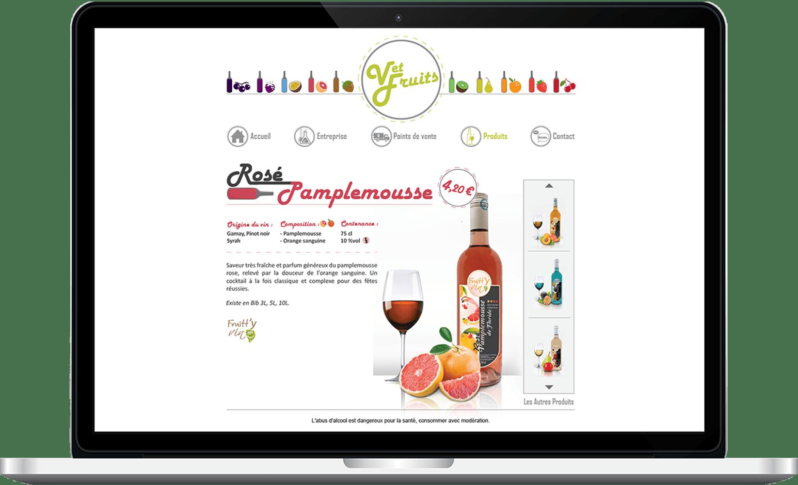 Site web graphiste la rochelle parthenay