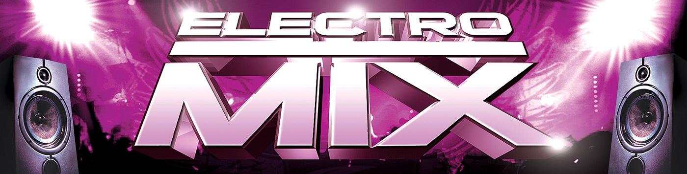 electro mix graphisme com1vision cd music la rochelle niort cholet nantes