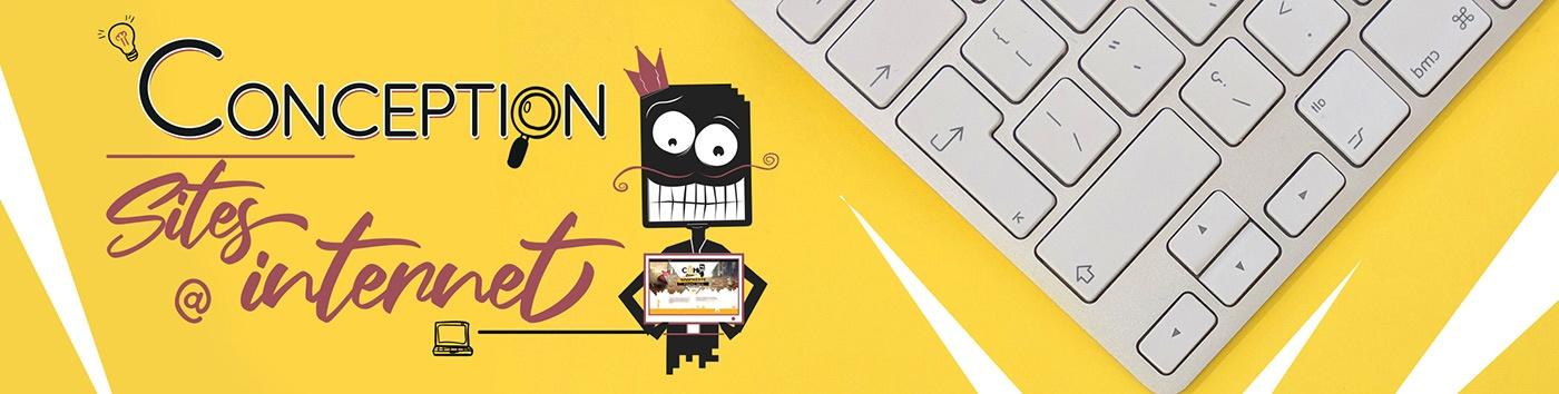 site web com1vision graphisme internet