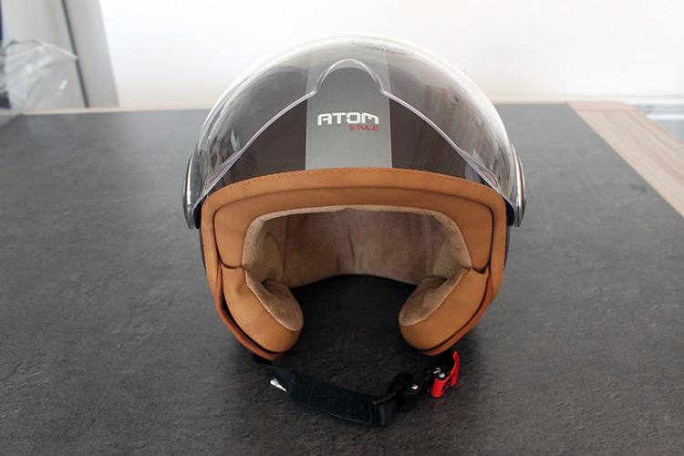 casque moto scooter com1vision graphisme parthenay cholet bressuire thouars la rochelle