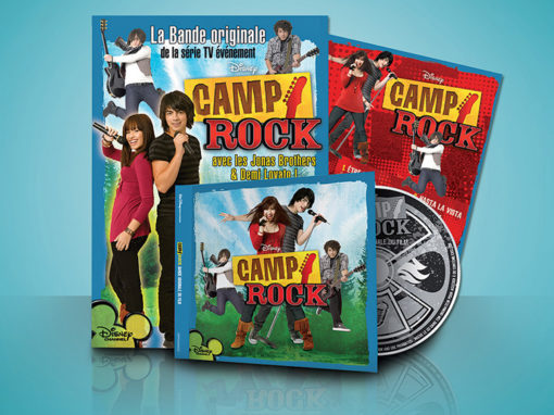 Jaquette Disney Camp Rock