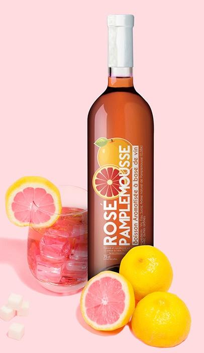 boisson aromatisée etiquettes graphisme niort parthenay la rochelle cholet