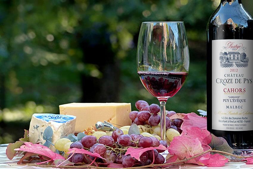 graphiste étiquettes vin rouge  la rochelle bordeaux cahors saumur
