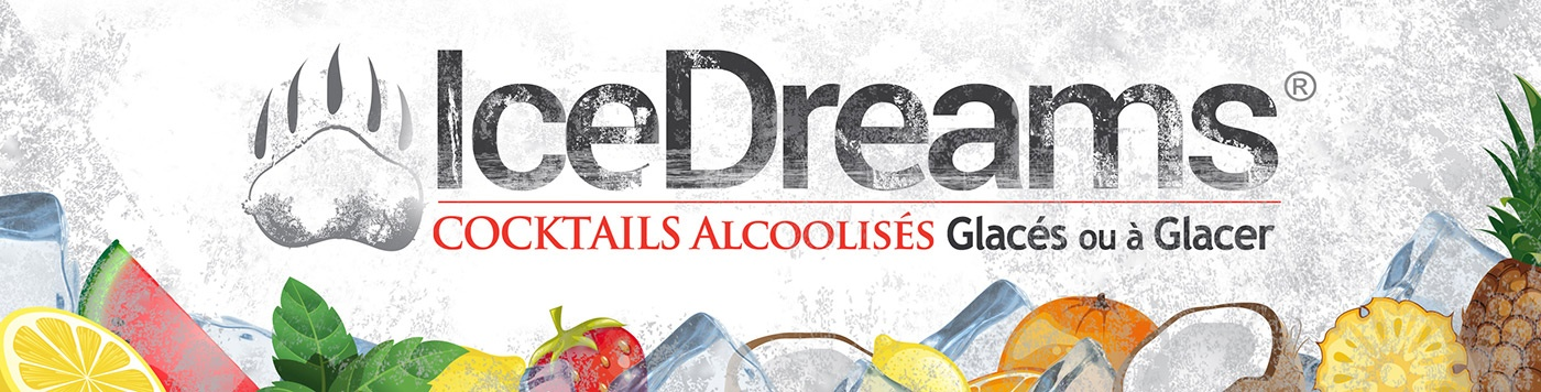 ice dreams glace graphisme packaging com1vision création