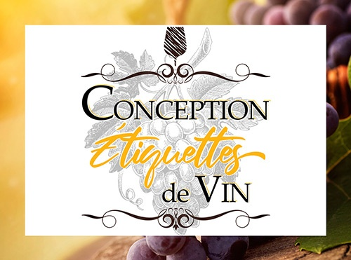 Étiquettes de vin
