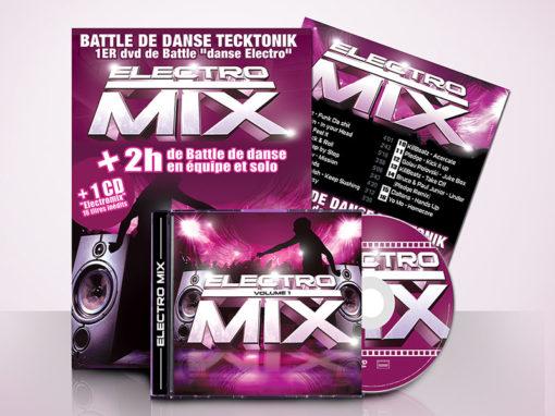 Jaquette Electro Mix