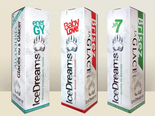 Packaging Ice Dreams