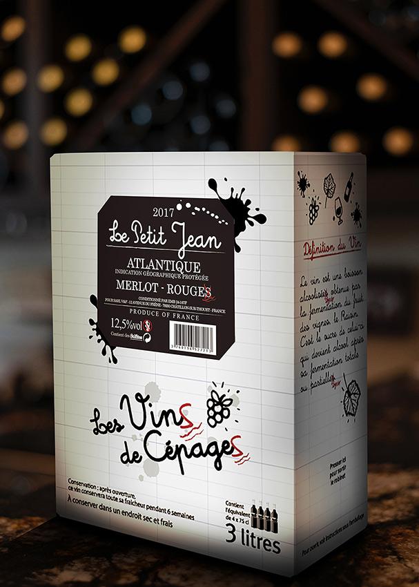 vin graphisme com1vision etiquette packaging niort la rochelle saumur cahors