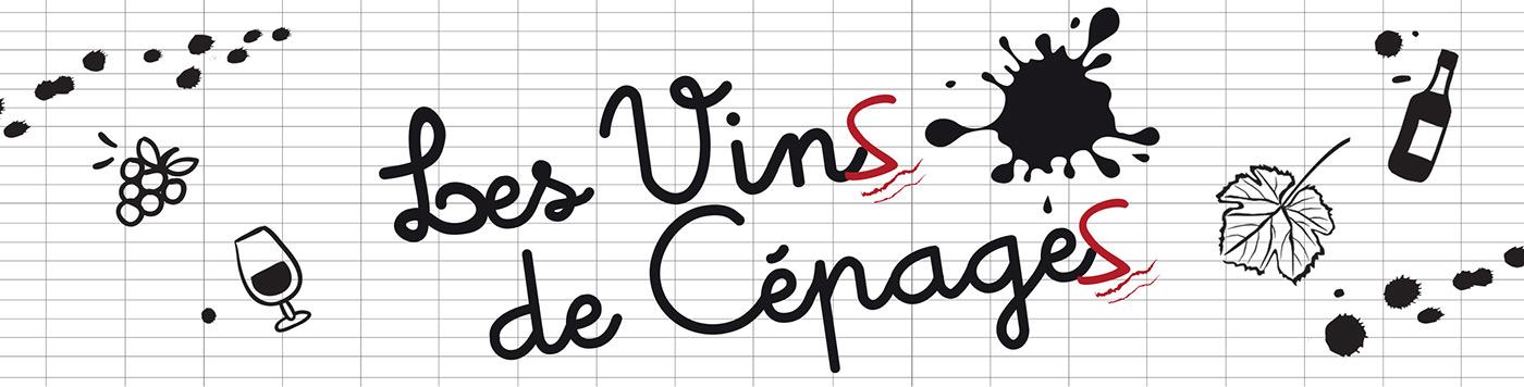 vin de cepage graphisme com1vision etiquette packaging niort la rochelle saumur
